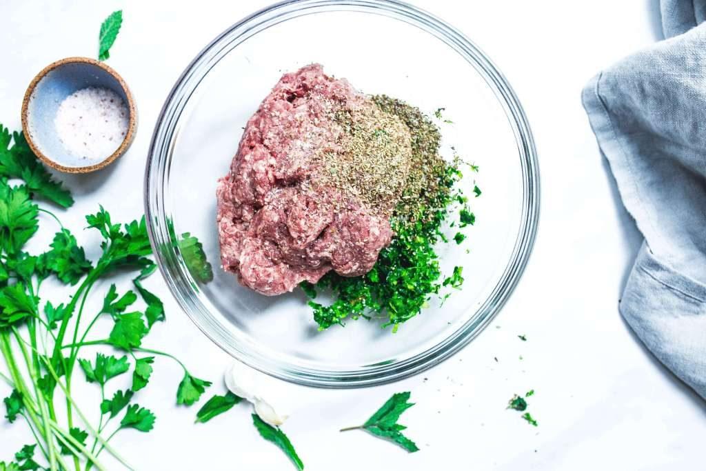 Paleo Greek Meatballs