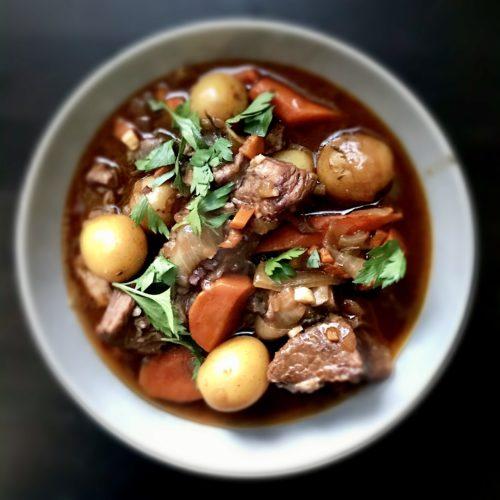 Helga's Beef Stew